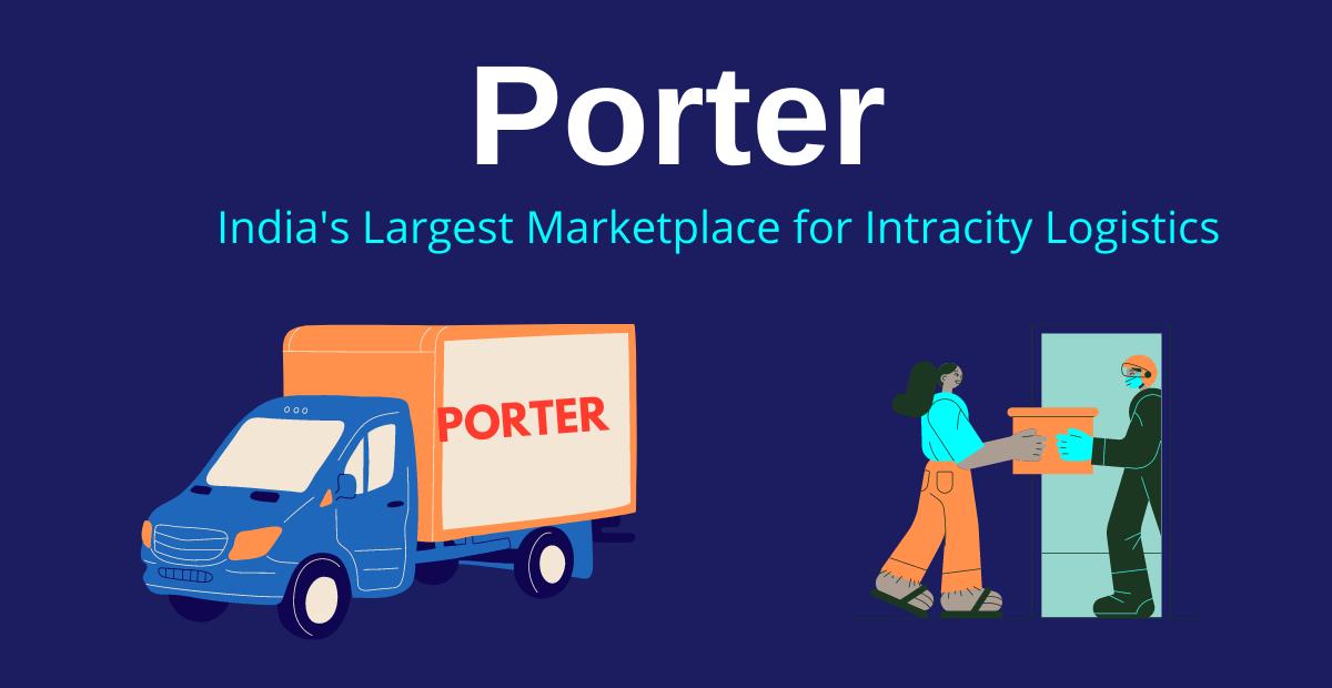 Porter Customer care