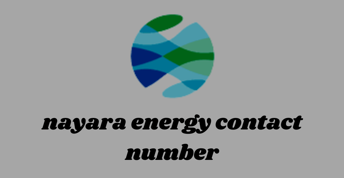 nayara energy contact number