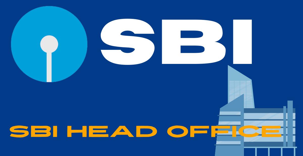sbi head office