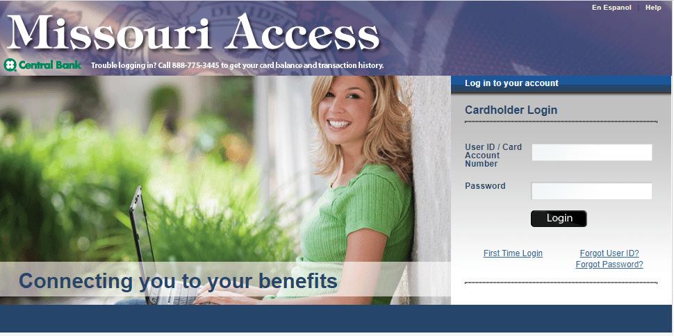 Missouri Access Card Customer Service