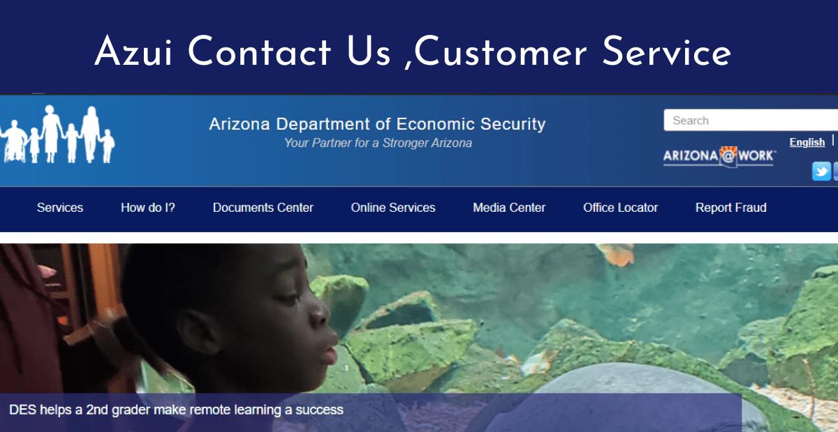 Azui Contact Us ,Customer Service